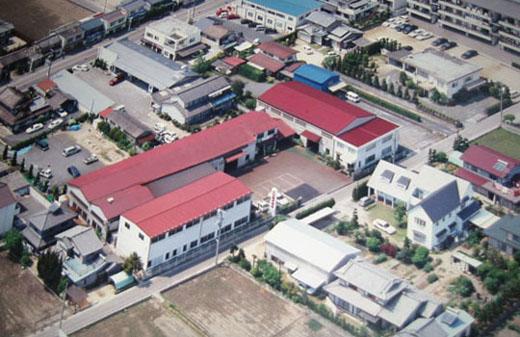 入江株式会社 本社全体 (1工場・2工場・3工場)