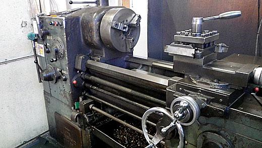 ワシノ機械 汎用旋盤 LEO-125