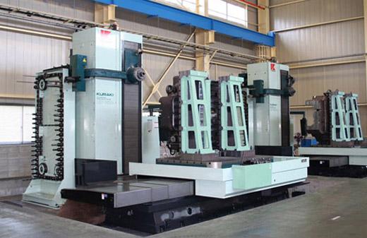 倉敷機械 CNC横中ぐり盤 KBT13EB