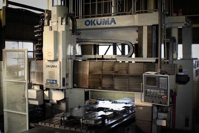 OKUMA MCV-AⅡ#1
